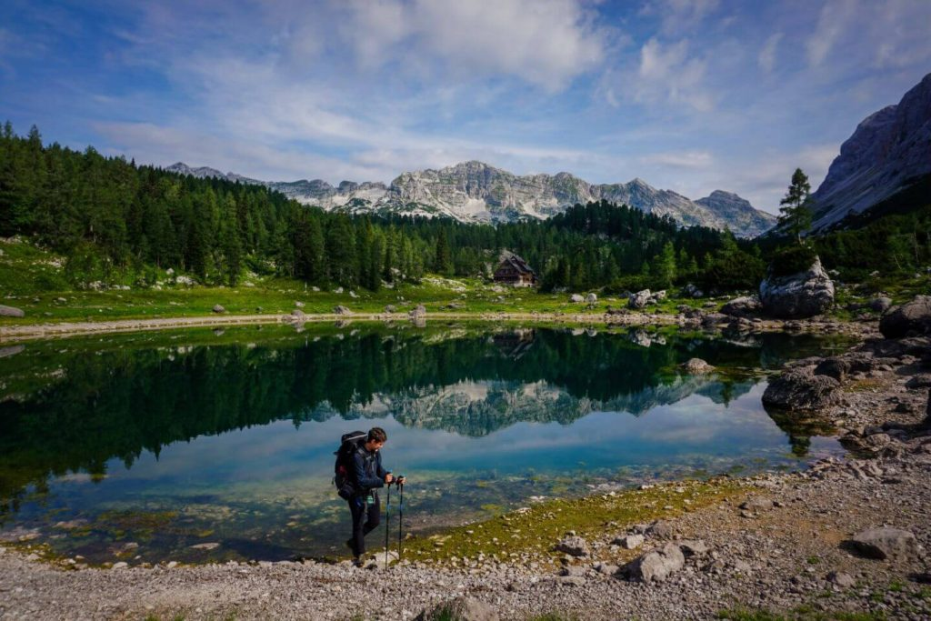 Triglav Lakes Valley, Seven Lakes Valley, Day Hike in the Julian Alps, Slovenia