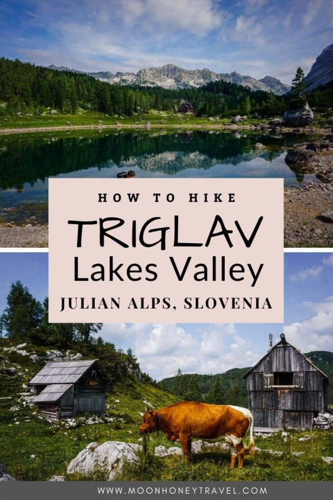 How to Hike Triglav Lakes Valley, Julian Alps, Slovenia