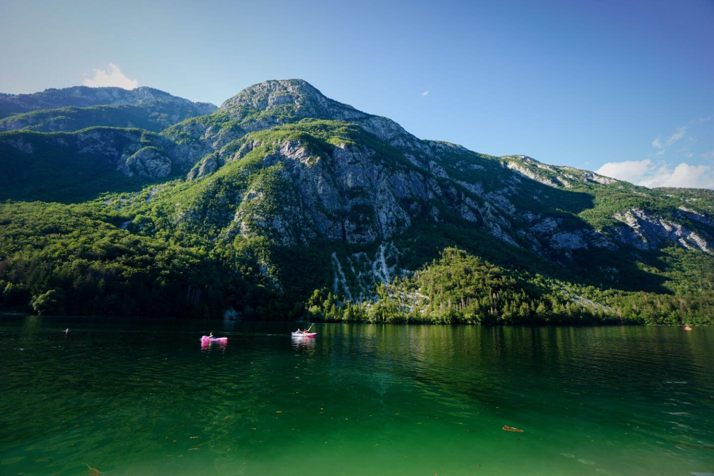 Ukanc, Lak Bohinj, Where to Stay in Slovenia