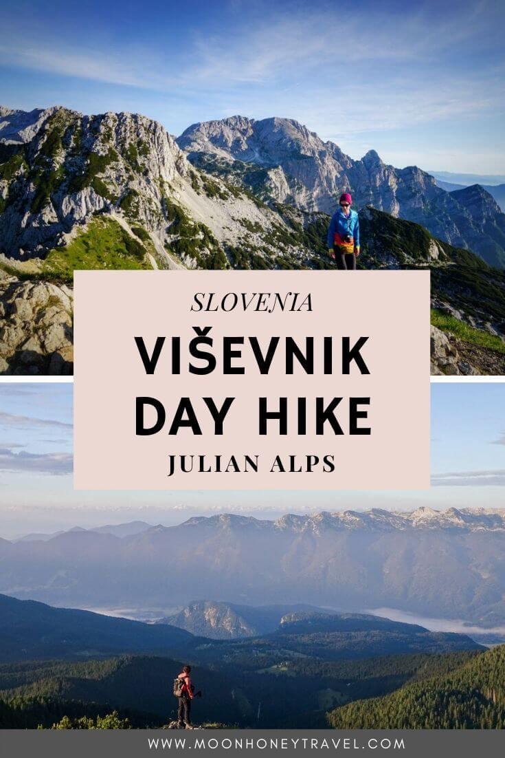 Viševnik Short Day Hike, Julian Alps, Slovenia
