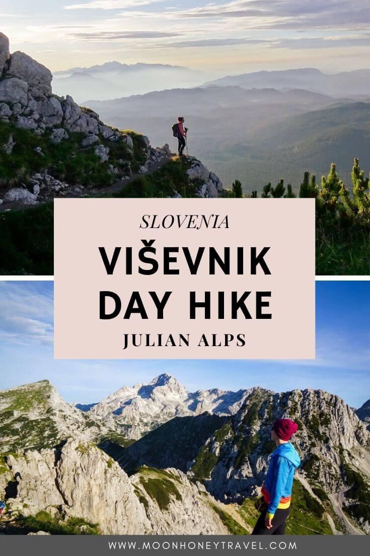 Viševnik Day Hike, Julian Alps, Slovenia