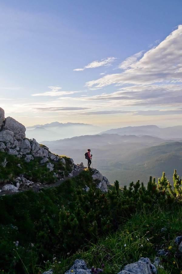 Viševnik, Pokljuka Hike, Julian Alps, Slovenia