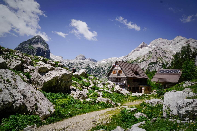 Vodnikov Dom, Julian Alps, Slovenia - Pokljuka to Mount Triglav