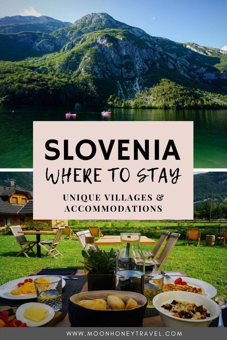 Where to Stay in Slovenia