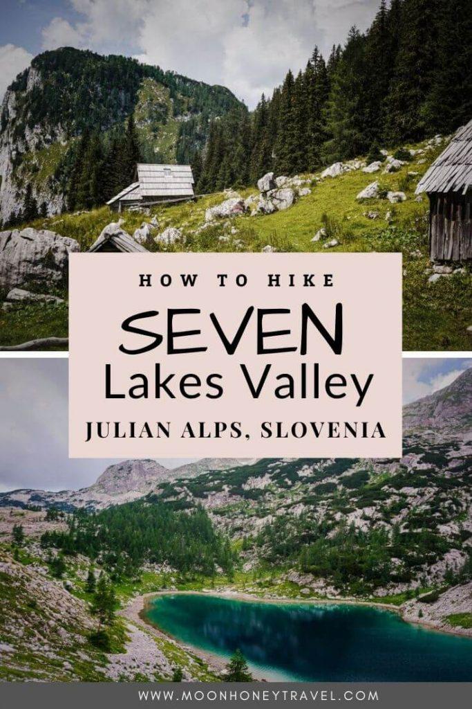 Seven Lakes Valley Hike, Julian Alps, Slovenia