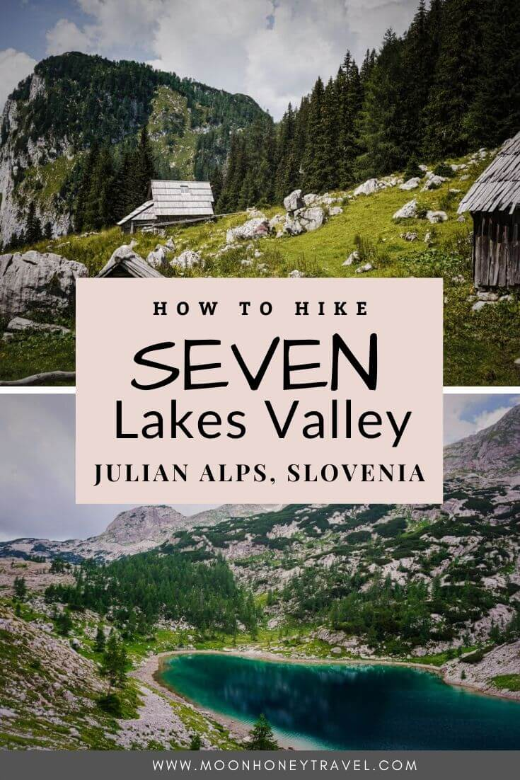 Seven Lakes Valley Hike, Julian Alps, Slovenia
