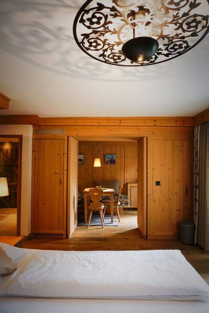 Alpenhotel Kramerwirt Bedroom, Mayrhofen, Austria - Best Places to Stay in Austria in Summer