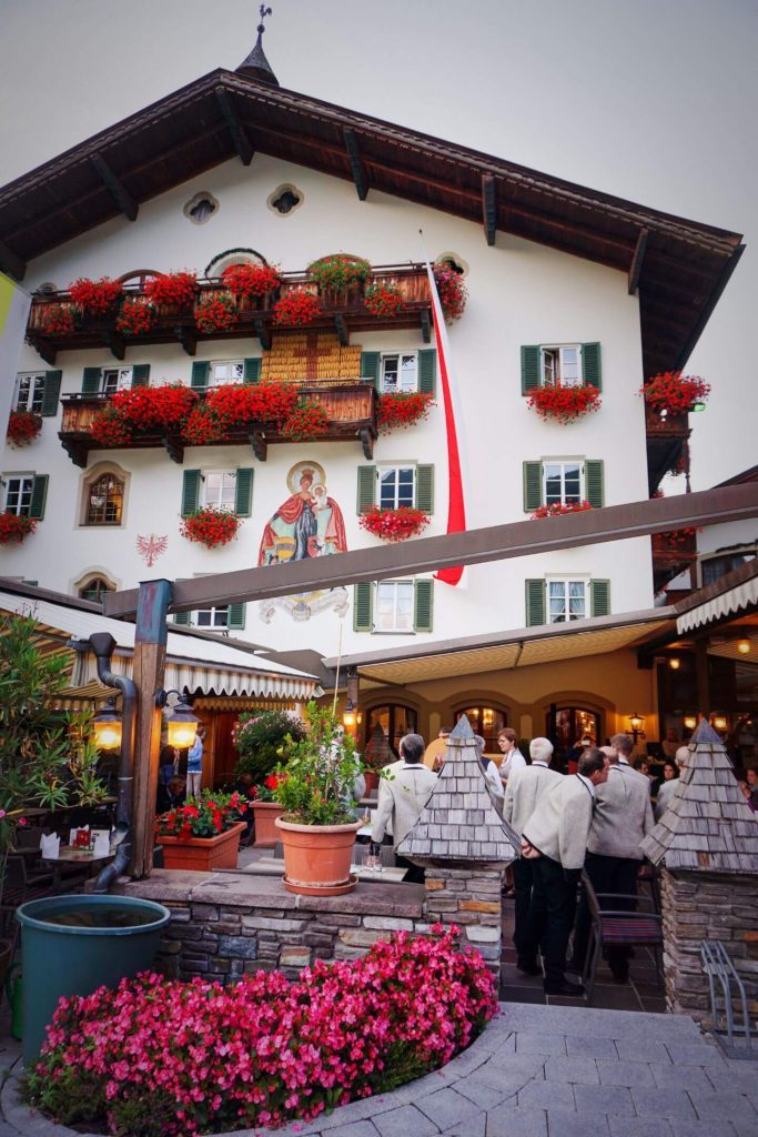 Alpenhotel Kramerwirt, Mayrhofen, Austria - Best Places to Stay in Austria in Summer