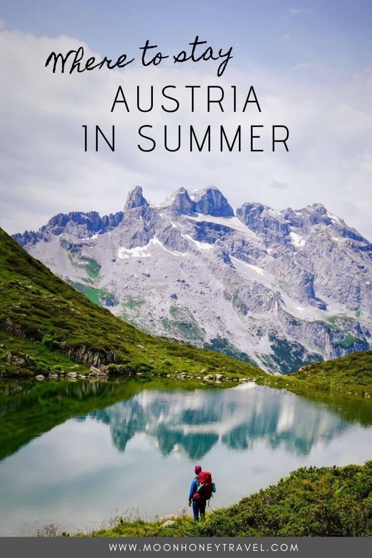 Austria in Summer