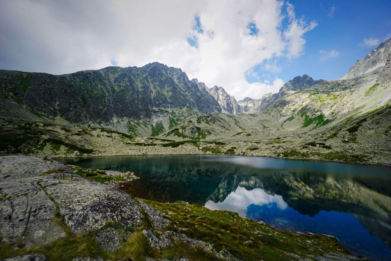 Batizovské pleso, High Tatras Trek, Slovakia