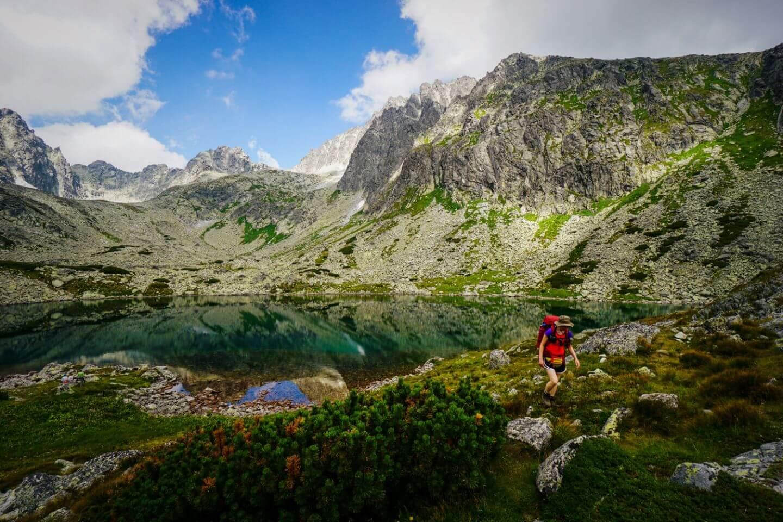 Batizovské pleso, High Tatras Hiking Itinerary, Slovakia