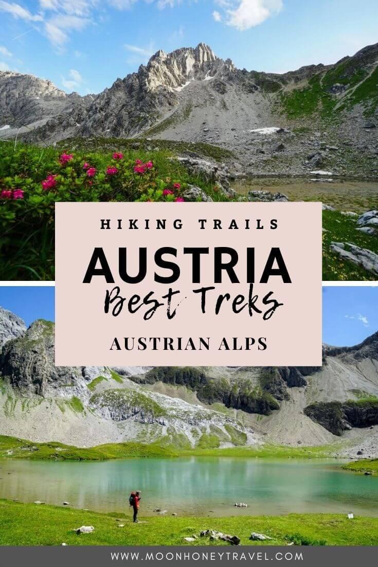 Best Treks in Austria