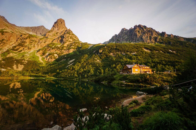 Chata pri Zelenom plese, High Tatras Trek, Slovakia - Best Treks in Europe