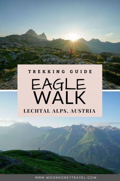 Eagle Walk Austria Trekking Guide