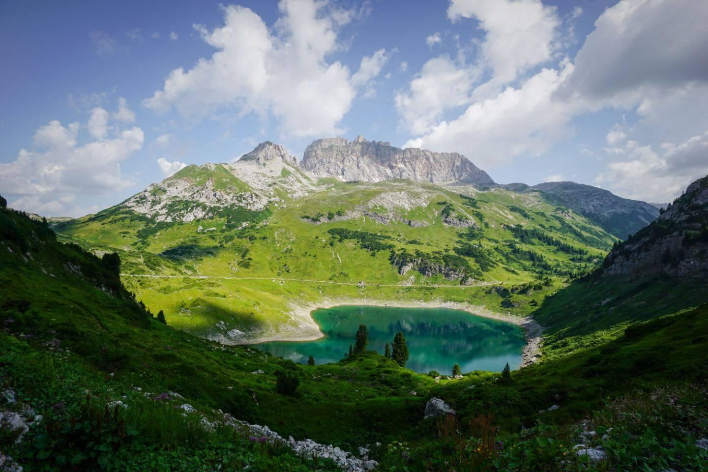 Formarinsee, Lech am Arlberg, Austria