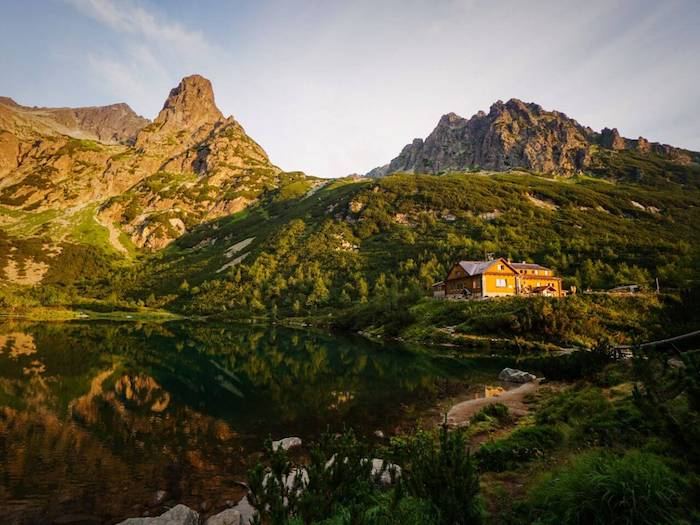 High Tatras, Slovakia, Hiking Destination