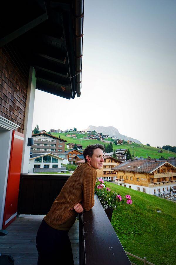 Hotel Sonneburg Hotel in Oberlech, Lech am Arlberg