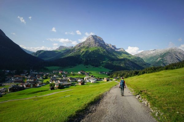 Lech am Arlberg - Where to Stay in Austria in Summer