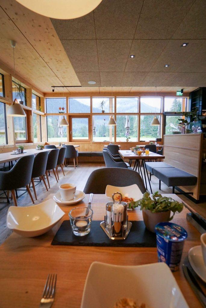 Restaurant LechZeit, Elmen, Lechtal, Österreich