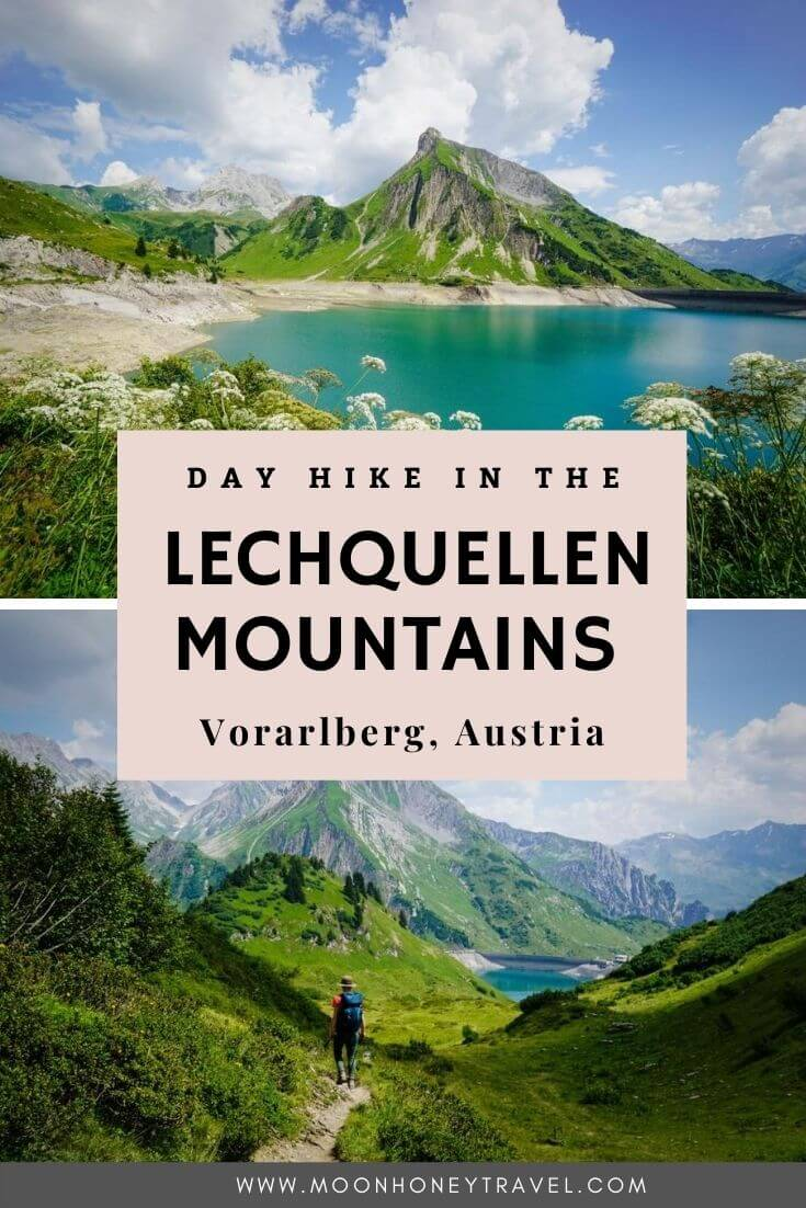 Lechquellen Mountains Day Hike, Vorarlberg, Austria