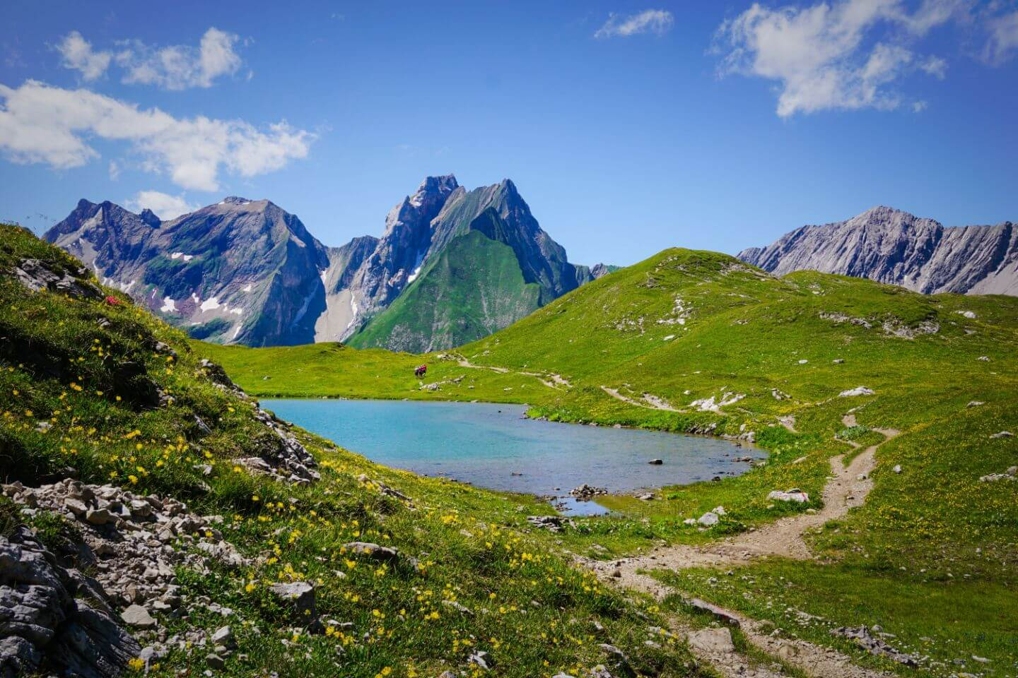 Lechtal Alps, Austria - Where to Stay in Austria in Summer