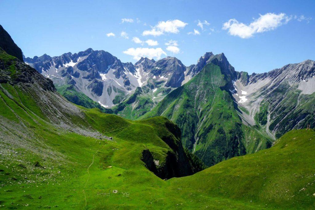 Lechtal Alps, Tirol, Austria