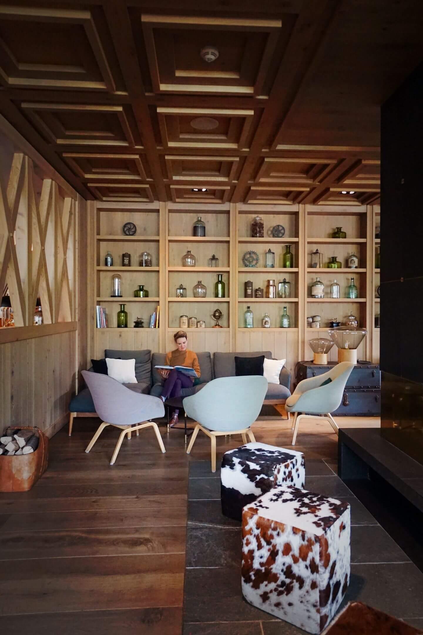 Löwen Hotel Montafon Lounge, Schruns, Best Places to Stay in Austria in Summer