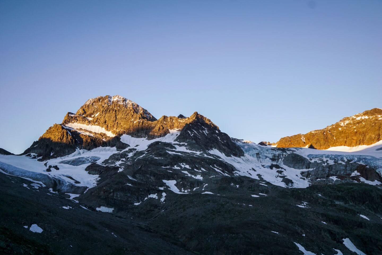 Piz Buin, Silvretta Alps, Montafon Hiking Circuit