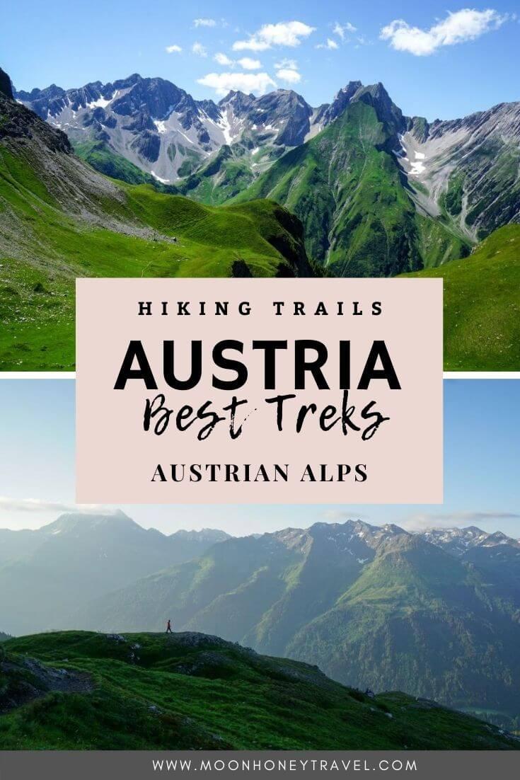 Trekking Austria - Best Treks and Long Distance Hikes in Austria