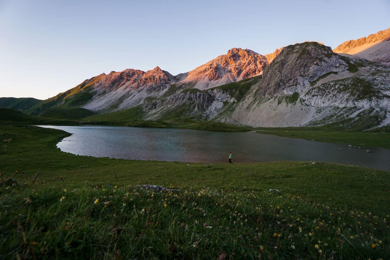 Eagle Walk, Lechtal Alps, Austria