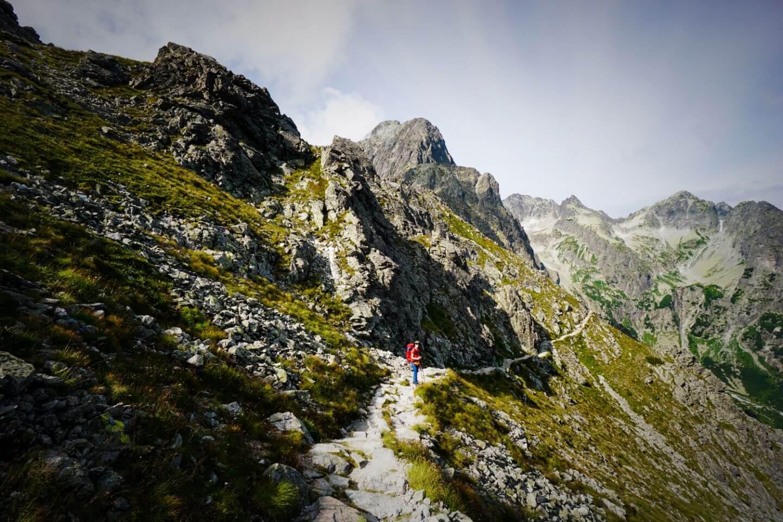 Veľká Svišťovka, High Tatras Slovakia Hiking Guide