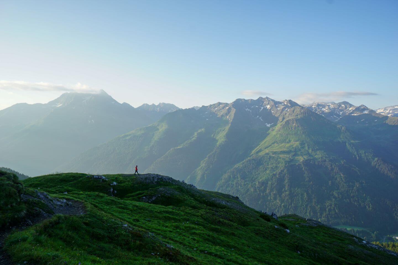 Eagle Walk Long-Distance Trail, Tirol, Austria
