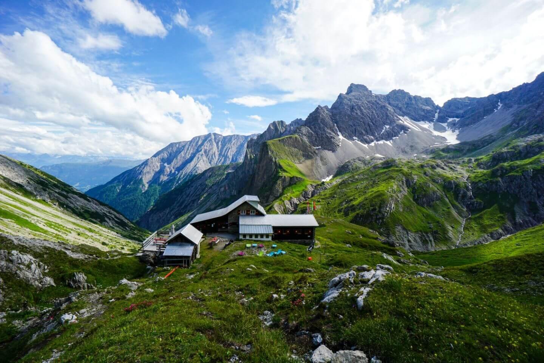Eagle Walk Lechtal Alps - Best Treks in Europe