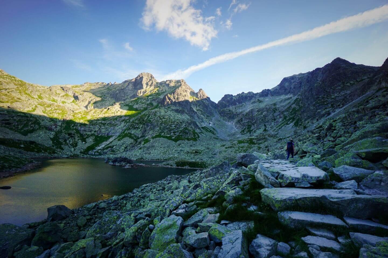 Zabie Lakes, Rysy Hike, High Tatras, Slovakia