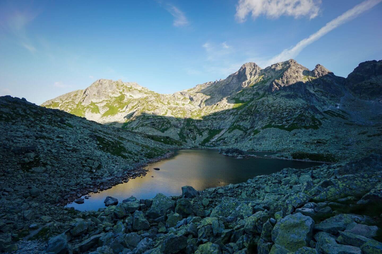 High Tatras Hut to Hut Hike, Slovakia
