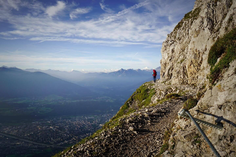 Goetheweg, Innsbruck, Karwendel High Trail