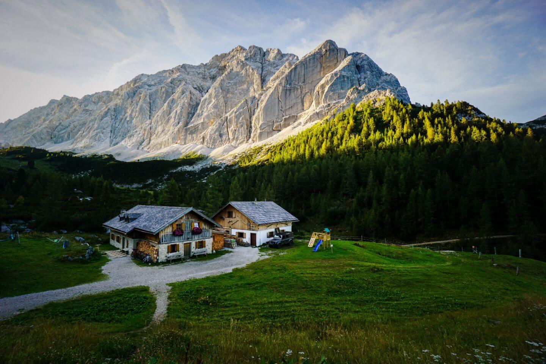 Karwendel High Trail, Hiking Tirol, Austria