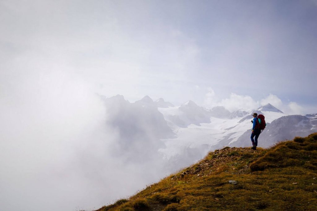 Ortler High Trail, South Tyrol - Hiking in the Alps