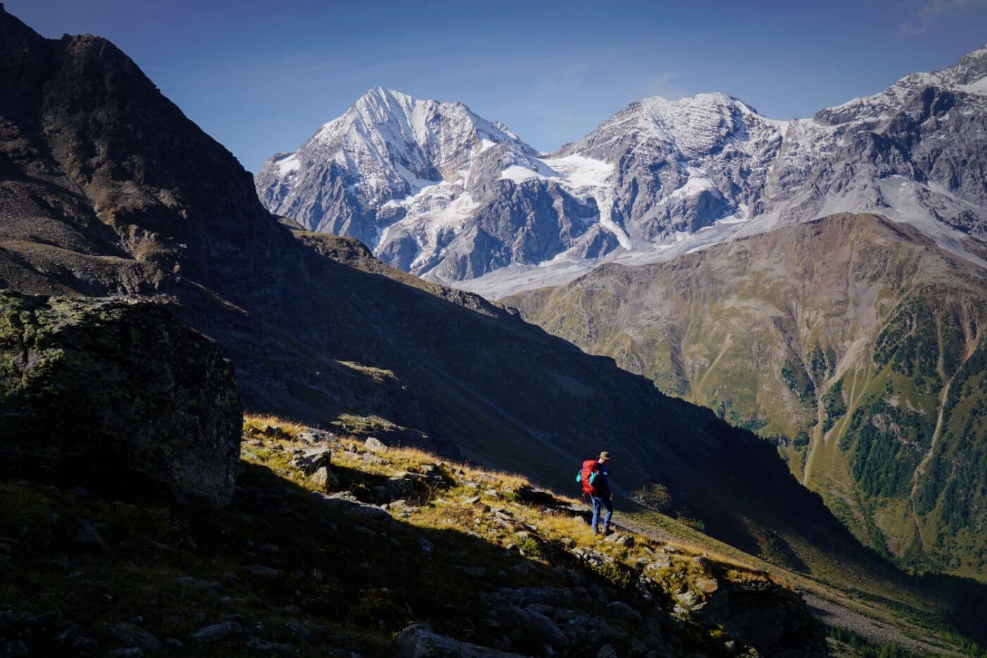 Ortler High Mountain Trail: Best Treks in Europe