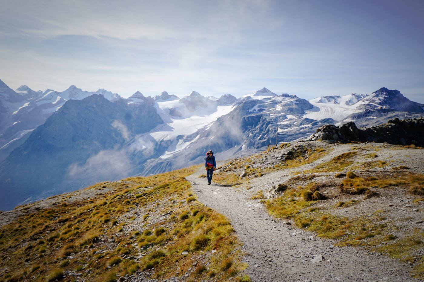 Ortler High Mountain Trail Hiking Guide