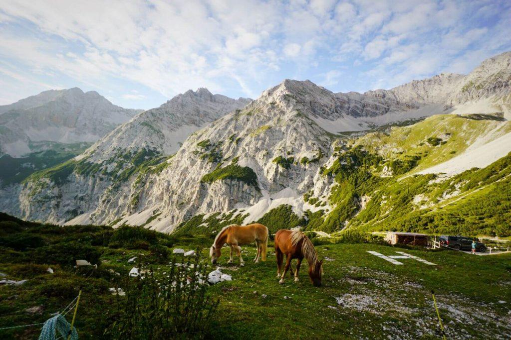 Karwendel Mountains - Austrian Alps Hiking Destinations