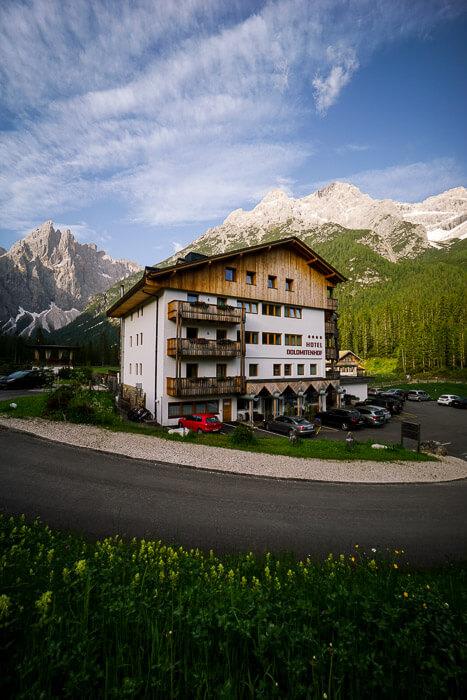 Hotel Dolomitenhof, Val Fiscalina, Sesto/Sexten Dolomites