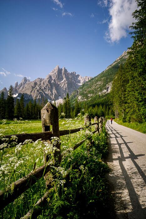 Val Fiscalina, Sesto Dolomites