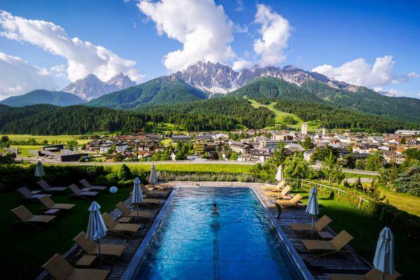 Naturhotel Leitlhof, Dolomites