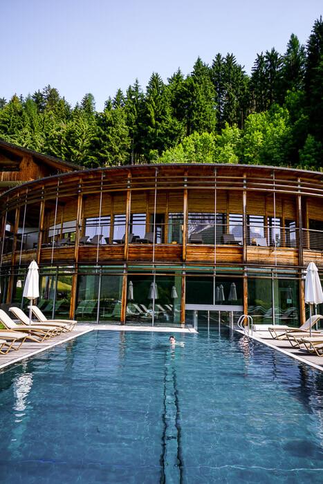 Naturhotel Leitlhof, San Candido, Dolomites