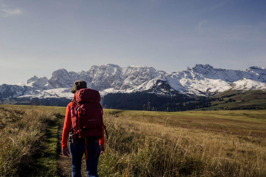 Alpe di Siusi Trail 9 Hiking Path