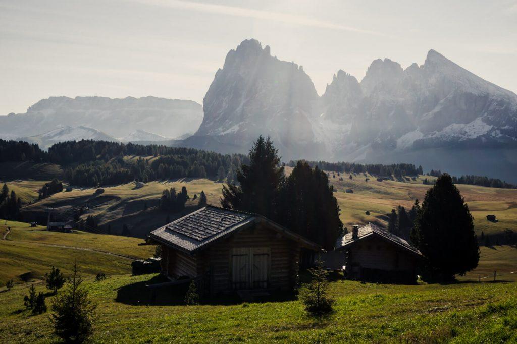 Alpe di Siusi, Sassolungo/Langkofel Group
