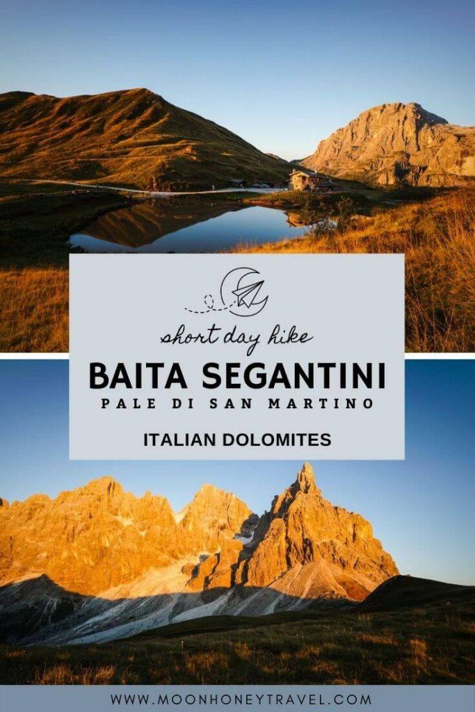 Passo Rolle to Baita Segantini Hike, Pale di San Martino