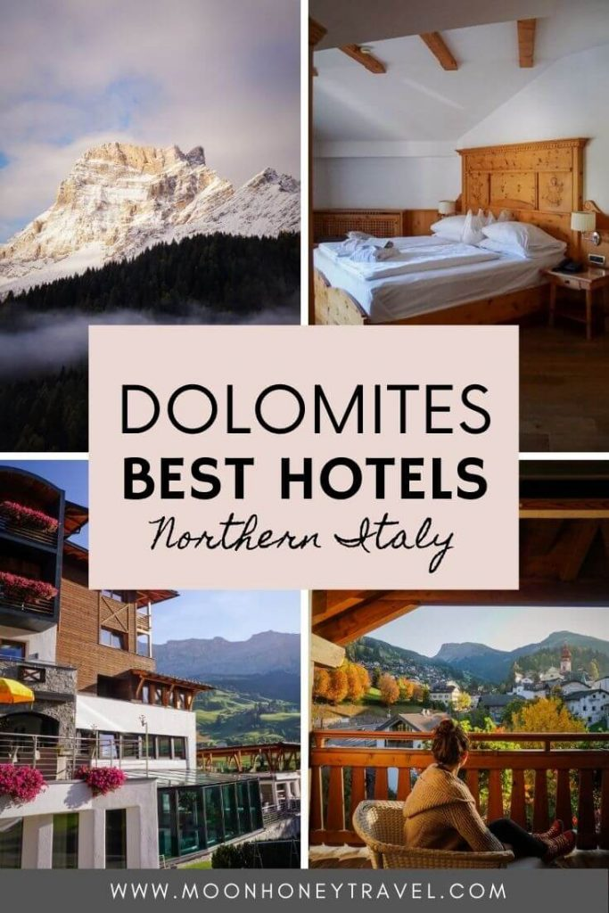 Best Hotels in the Dolomites, Italy