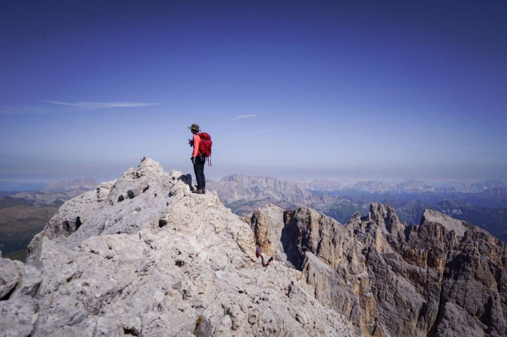Cimma della Vezzana Summit, Pale di San Martino